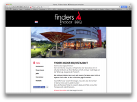 Screenshot Finders Indoor BBQ Restaurant